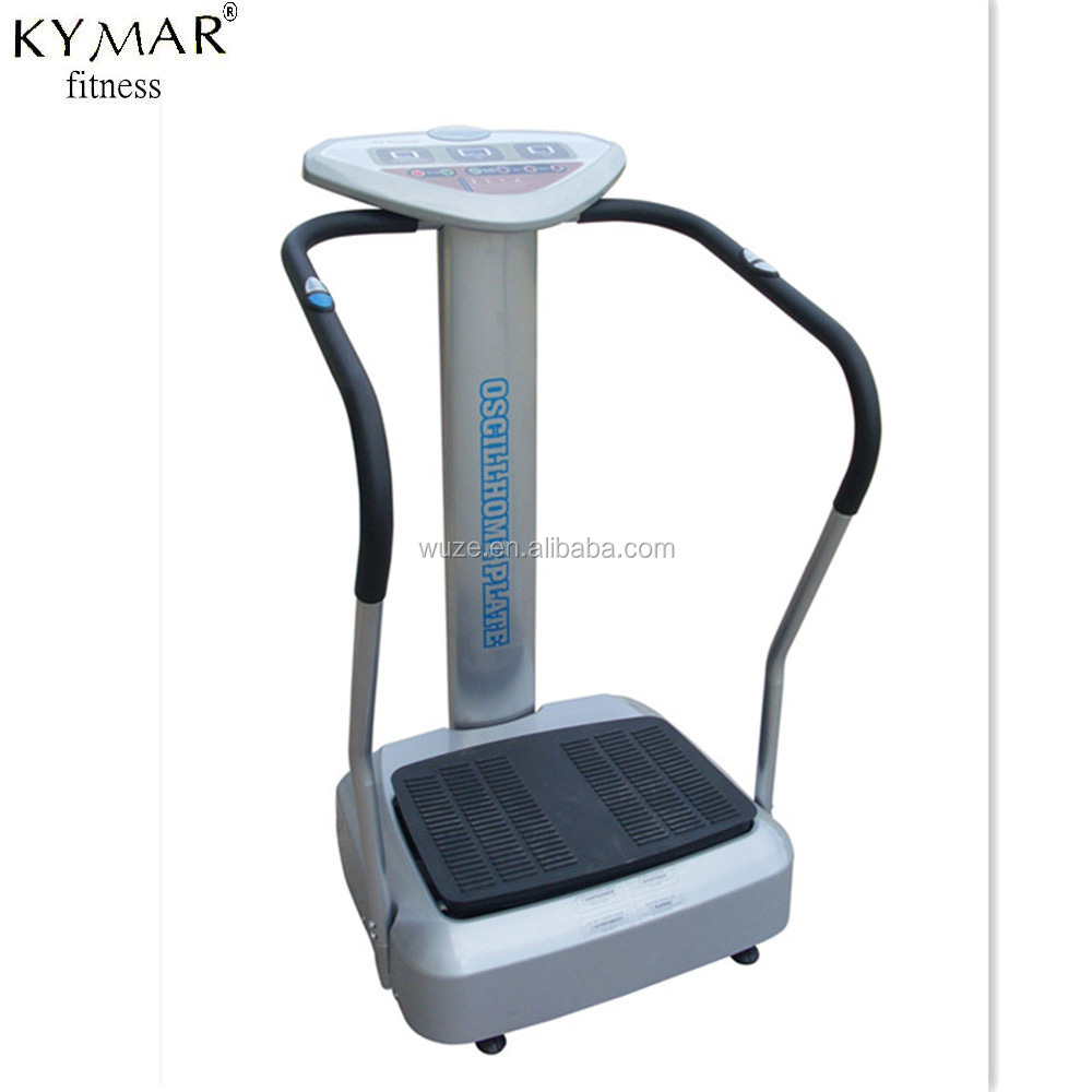 Gym equipment weight loss whole ody vibration machine crazy fit massager