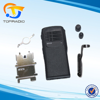 Housing Plastic Case for Motorola GP328 GP340 PRO5150 Transceiver Interphone Intercom Handy Radios