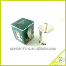 Silver Plated Mint Julep Cups,Brass Mint Julep Cup Silver Plated