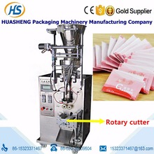 HS240K-Z Instant coffee Sugar Creamer small paper bag packing machine