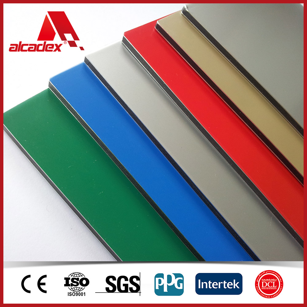 insulated roof sheets aluminium composite panel plastic panel