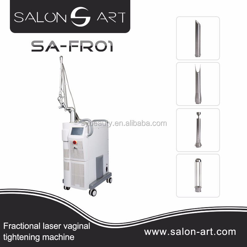 SA-FR01 Most Popular Sex Product For Women Use laser co2 fractional Medical Shrink Vaginal/Rapid Tightening Machine