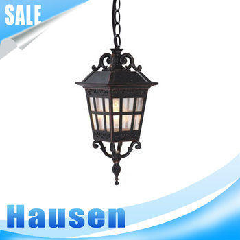 Industrial Vintage Pendant Lighting in Black (SP0512-S)