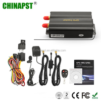 Best Quality GSM/GPRS/GPS mini global real time NO Screen Size Vehicle GPS Tracker PST-VT103B