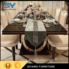 factory hot sales small round glass table of Bottom Price
