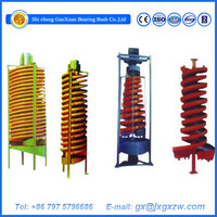 Ore Gravity Separating Machine, Iron Ore Spiral Chute with High Benicifiation ratio