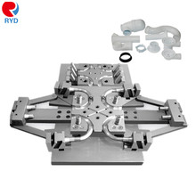 precision plastic injection mold/mould maker with design in pdf,IGS,STEP,STP, X_t format