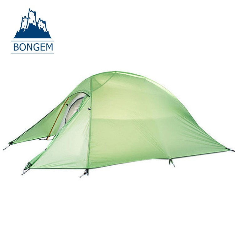 Outdoor waterproof good quality luxury camping tent for sale