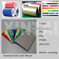 Roofing material 1,3,5 Series Color Coated Aluminum Coil