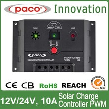10amp solar control system/10a solar charge controller/regulator with USB output