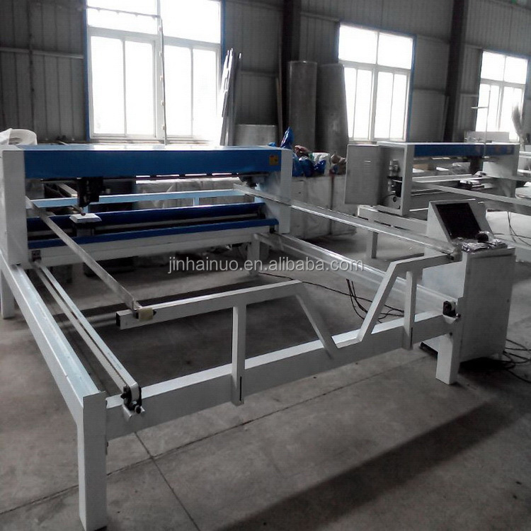 Factory price cool design new wholesale one needle quilting machine