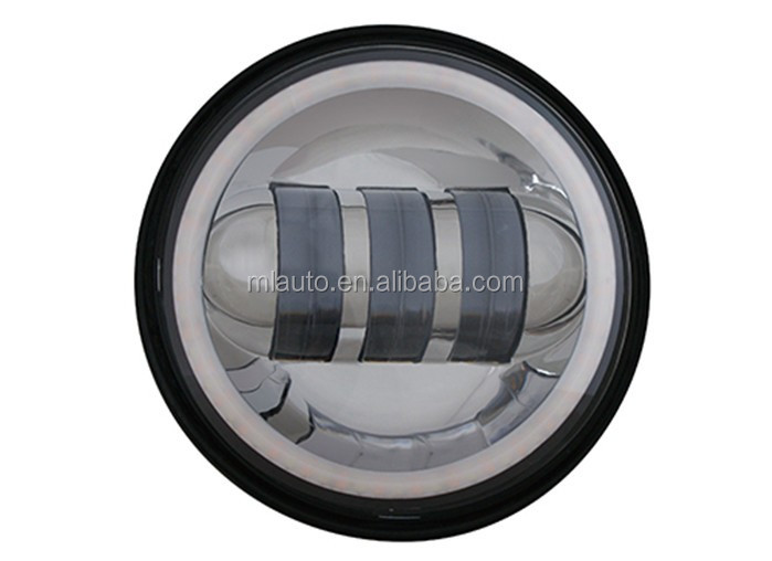 4x4 12V 5.75inch 30w 1440LM roof fog light lamp Led headlight Motorcycle CAR Accessory for all cerato