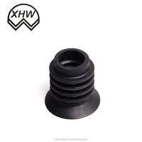 Threaded union double arch/double sphere rubber expansion joint