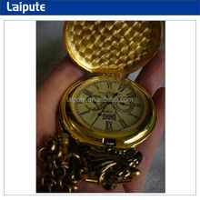 Collection Pure Copper Sculpture Mechanical Pocket Watch Erotic Automation Pocket Watch