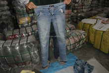 GZY Wholesale hot sale cheap used jeans in bales
