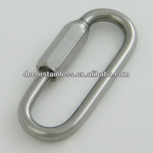 Stainless Steel SS Long Type Quick link