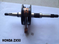 DIO ZX motorcycle engine parts motorcycle crankshaft
