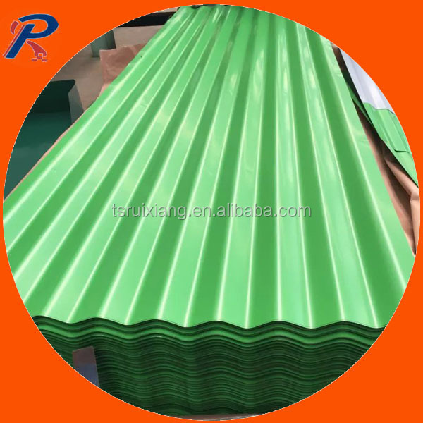 color galvanized corrugated sheets roofing sheet used for construction