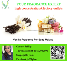 High concentration vanilla fragrance for soap,longlasting fragrance