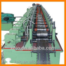 galvanized steel ladder type cable tray construction rolling forming machine