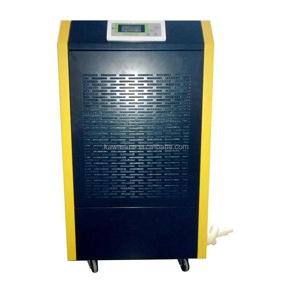 138L/Day Metal Casing Industrial Dehumidifier