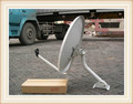 renqiu TV satellite dish antenna /offset dish antenna