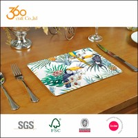 quilted placemat luxury table mats