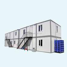 portable dwelling/mobile container house