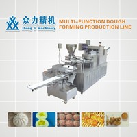 Multi Function Automatic Bakery Bread Bun