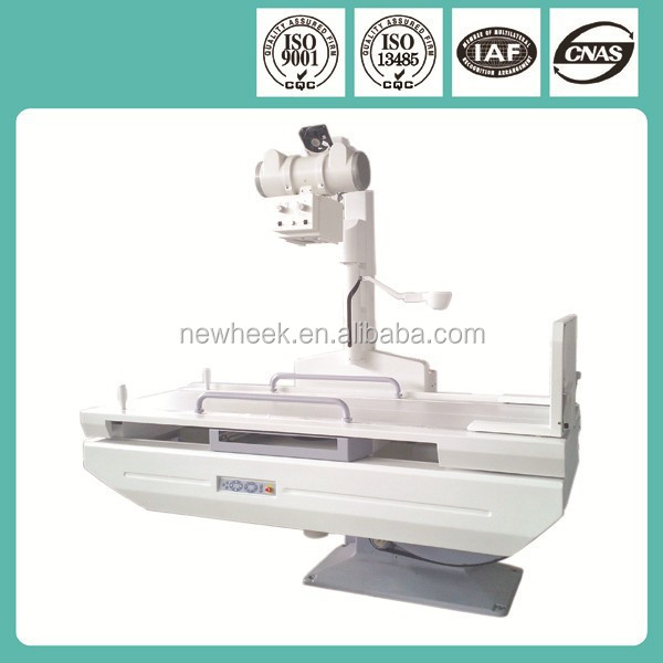 DR UC-ARM Cover All Body Parts 50kw Flat Panel Detector Medical X-ray Digital Radiography Dr