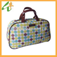 dot 600D fancy travel bag