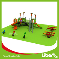 China TUV Approved Amusement Game Used Outdoor Children Play Equipment