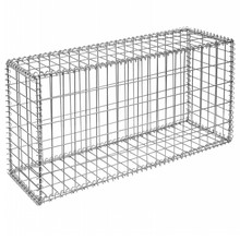 High quality galvanized iron wire welded gabion box gabion mesh Gabion Baskets