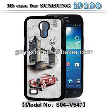 3D case,for samsung galaxy s4 mini i9109 case