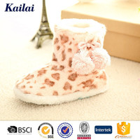 famous brand name winter girl boot