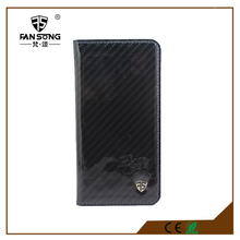 Product easy to sell Selling good design genuine leather phone case for iphone