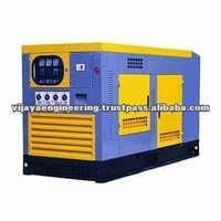 AC Three Phase Silent Diesel Generator