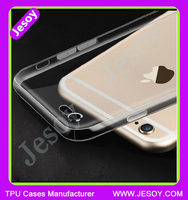 JESOY Ultra thin 0.3mm Transparent Gel Soft TPU Case Cover for LG G2 G3