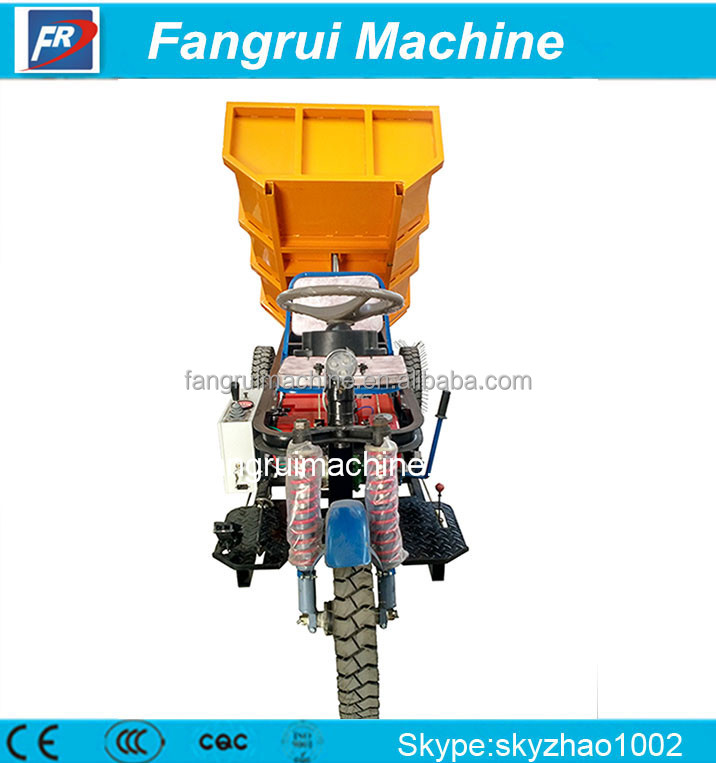 large loading capacity garden electric tricycle for Kiln