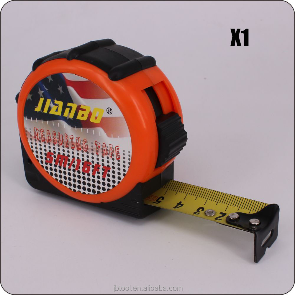 JIANBO MID twice co-molded rubber injection Contractor high precision dimension easy control measuring tape