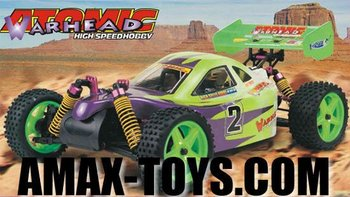 GB-94106 hsp warhead nitro rc buggy