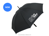 Yongxin Strong lightweight and low cost Value Fibrestorm Golf Umbrella