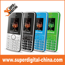 Hot sale in south america unlocked cell phone mobile/ dual sim keyboard phone