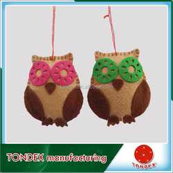 Festival products Cartoon Finger Puppet promotional lovely animal