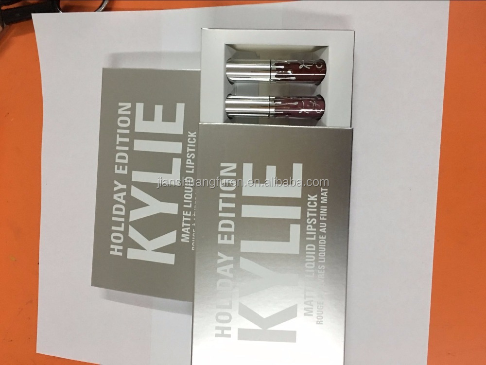 6 only a limited edition version of the matte lipstick makeup holiday birthday Edition kylie jenner lipstick