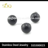 Elegant Cultured Freshwater Black Pearl Earrings & Pendant Set for Women Pearl Jewelry Set