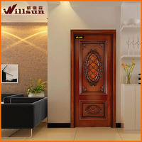 luxurious carving moroccan wood doors