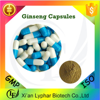 Lyphar Supply Korean Ginseng Extract Soft Capsules