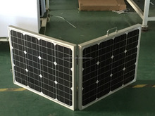 High transfer efficiency Sharp Cell Flexible Solar Panel 80W120W160W180W Solar Module