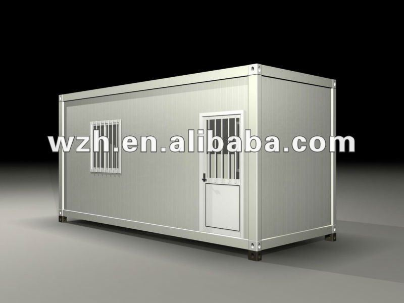 standard movable 20FT container house prefab room/office